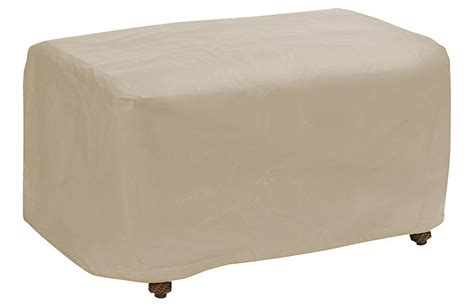 small ottoman covers small ottoman cover outdoor one