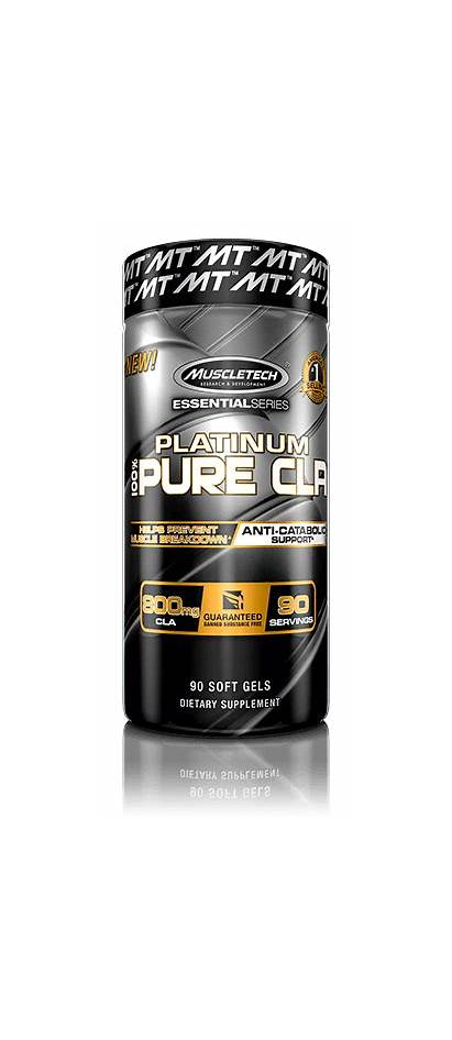 Cla Platinum Pure Muscletech Servings