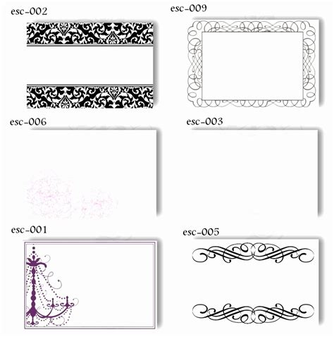 patible  avery place card template sample table place