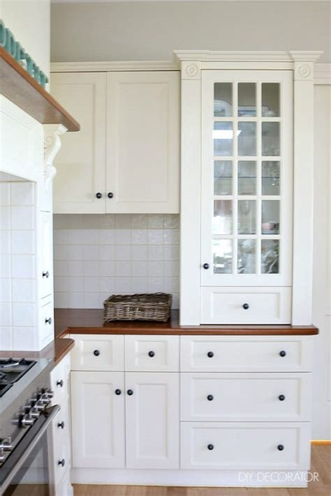 Kitchen Bench Clutter by Secrets To A Clutter Free Kitchen Diy Decorator