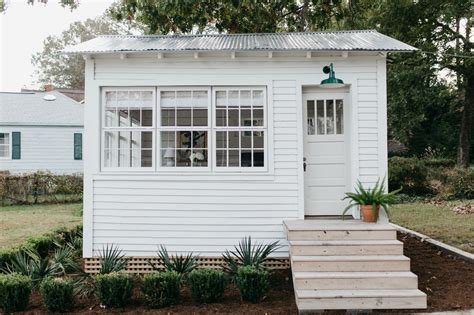 Outbuilding of the Week: A Tiny Railroad Shed Transformed