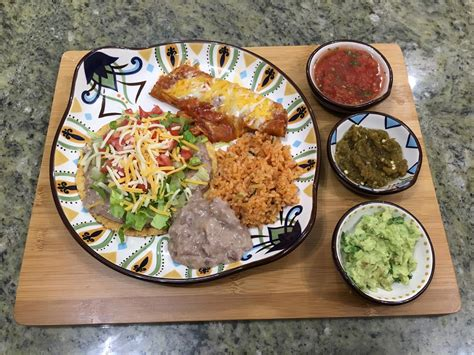 family dinner  mexican cuisine manjulas kitchen