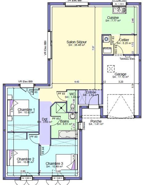 bureau etude thermique rt 2012 achat maison terrain à nieul sur mer pour 255 000