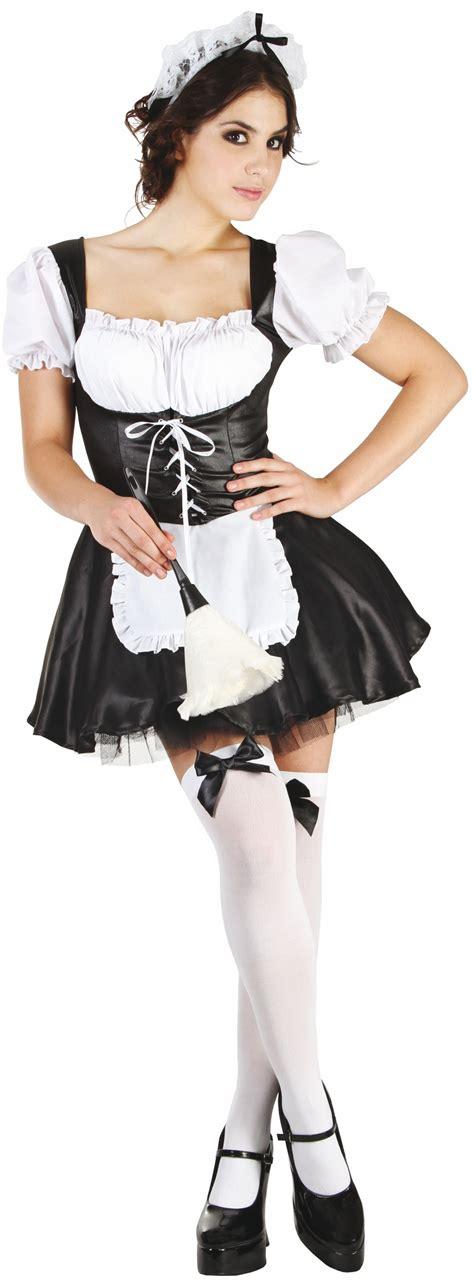 cherche femme de chambre déguisement soubrette femme robe soubrette