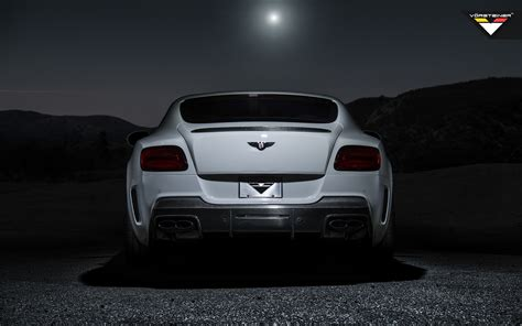 2013 Vorsteiner Bentley Continental Gt Br10 Rs 3 Wallpaper