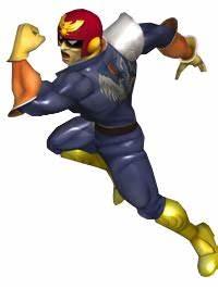 Captain Falcon (SSBM) | Smashpedia | FANDOM powered by Wikia