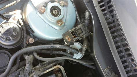 Jaguar X-type Fuel Filter Changed Now Engine Wont Start