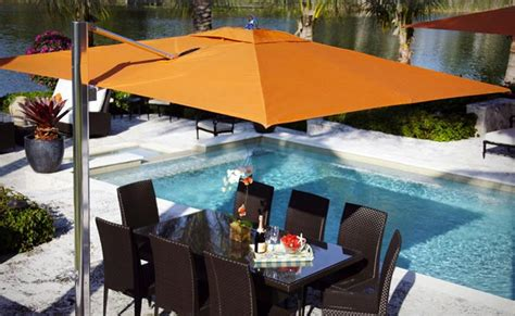 most durable tuuci single cantilever umbrella