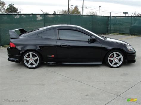 black acura rsx with gold rims wallpaper 1920x1080 28259