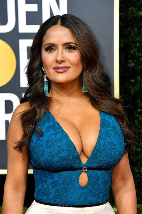 Salma Hayek Hilariously Reveals How Her 'Big Butt' Caused ...