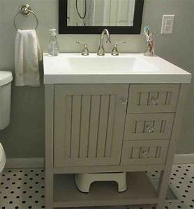 Martha stewart bathroom cabinets home furniture design for Martha stewart bathrooms