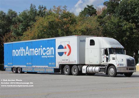 Robert Archer Moving Vans   North American Van Lines