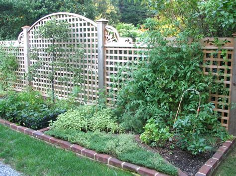 Many Different Herb Garden Design Options