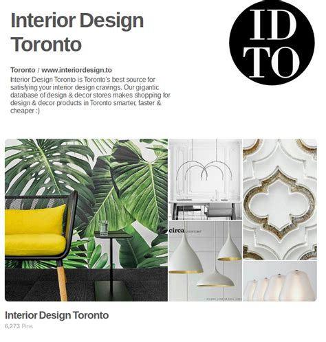 Just customize our design templates to create beautiful designs to promote your brand or business. Interior Design Toronto Just added a showcase to my ...