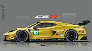C8 Corvette Designer Corvette C8 R Spy Photos Inspire New Renderings Of The Mid