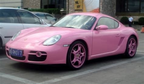 pink porsche panamera overkill pink chinese porsche panamera