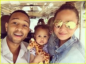 John Legend & Chrissy Teigen Have the Cutest Daughter ...