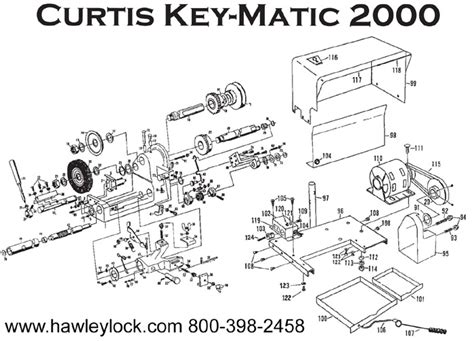 curtis ford key cutter
