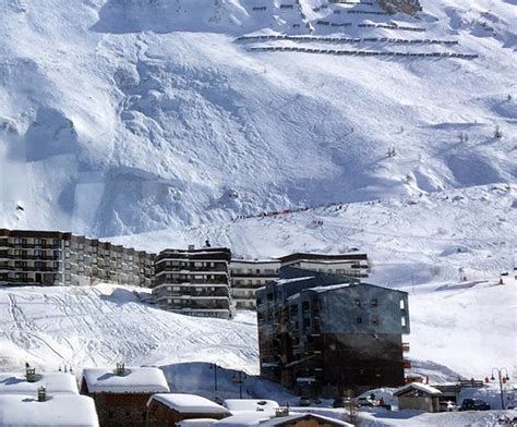 tignes avalanche four dead in ski resort in alps world news express co uk