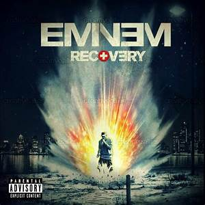 Eminem Album Cover by Spook