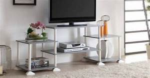 Mainstays 3-Cube Entertainment Center Starting At Just $9.59!