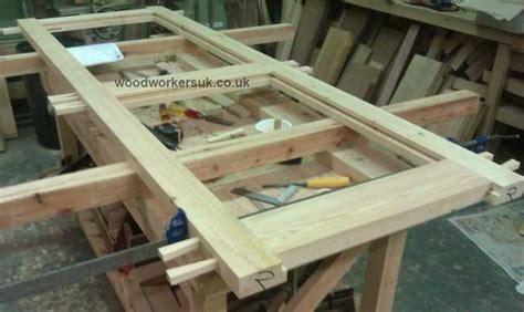 build a garage door woodwork how to build wood garage doors pdf plans