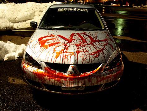 Death Car By Zhon On Deviantart