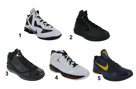 Nike Top 5 Shoes Best Nike Basketball Shoes Provincial