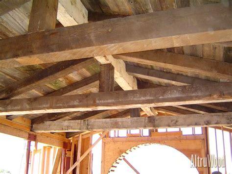 reclaimed douglas fir beams altruwood