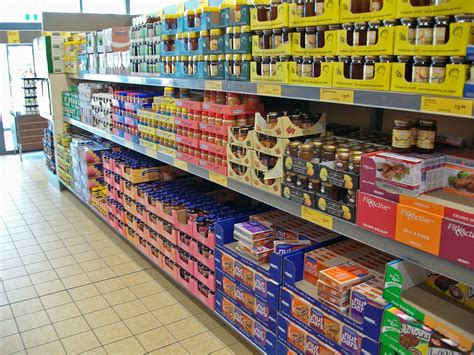 cuisine store file shelving in an aldi store in australia jpg wikimedia commons