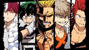 Manga: My Hero Academia LES ILLUMINATI