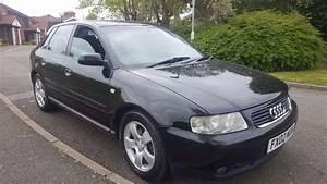 Audi A3 1 8 Turbo  2002  Petrol  5 Door Hatchback   Good
