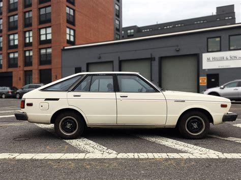 Datsun Hatchback 4 000 w 5 speed ac 1980 datsun 510 hatchback