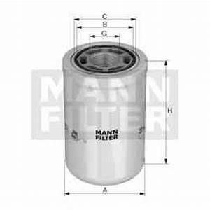 Filtre à Huile Norauto : filtre huile mann filter wh980 ~ Dailycaller-alerts.com Idées de Décoration