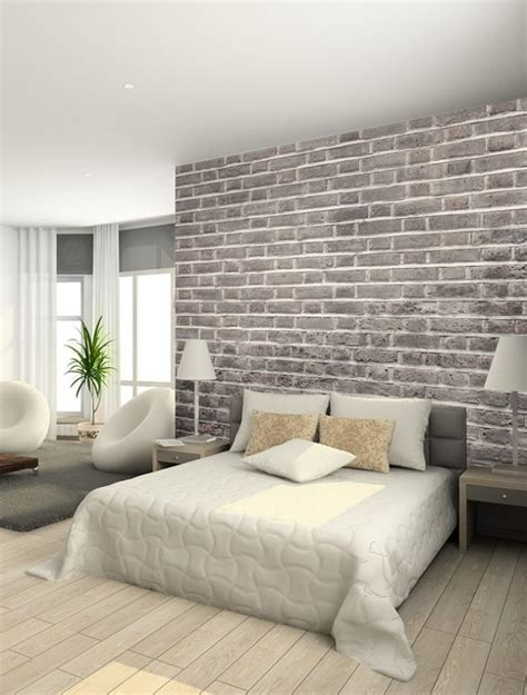 papiers peint chambre papier peint trompe l œil 33 idées pour embellir maison