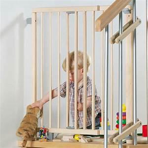 Barriere De Securite Escalier : barri re de s curit pivotante pour escalier 70 x 111 cm ~ Melissatoandfro.com Idées de Décoration