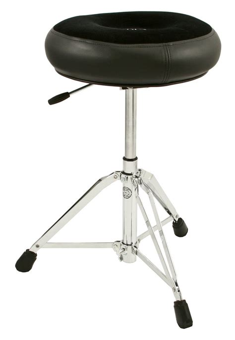 roc n soc nitro drum throne seat black rainbow