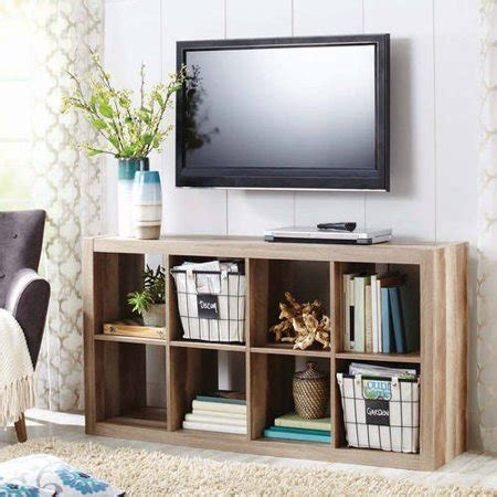 walmart better homes and gardens better homes and gardens 8 cube storage organizer