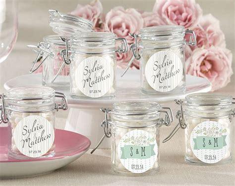 pot en verre pour conserve deco mini pot en verre style conserve mariage mariage minis et d 233 co