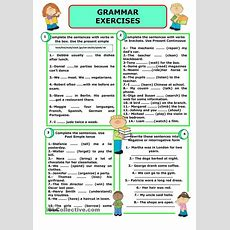 Grammar Exercises  Learn English Grammar  Pinterest  Studentcentered Resources, Exercise And