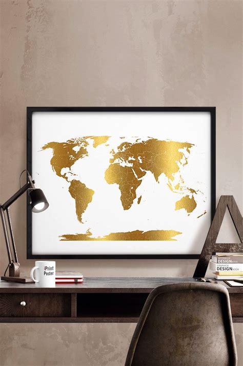 Cadre Carte Du Monde Design by Les 25 Meilleures Id 233 Es Concernant Carte Murale Du Monde