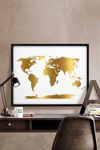 Carte Du Monde Deco Murale : les 25 meilleures id es concernant carte murale du monde ~ Dailycaller-alerts.com Idées de Décoration