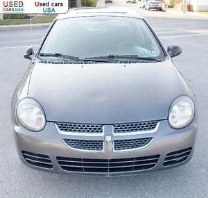 For Sale 2003 passenger car Dodge Neon SXT Waynesboro