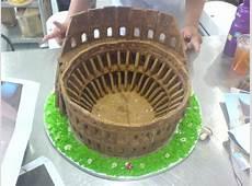 How to Improve a Gingerbread Roman Coliseum Edible