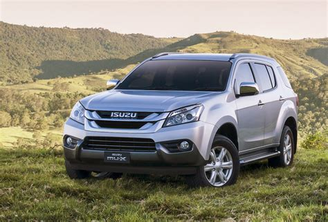 Isuzu Mux Backgrounds by Isuzu Pictures Posters News And On Your Pursuit