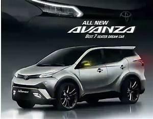 Toyota Angkat Bicara Soal Gambar All New Avanza Beredar