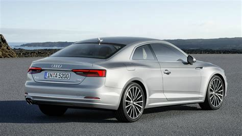 2017 Audi A5 Coupe Exterior, Interior And Drive