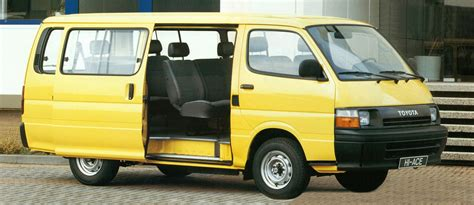 Toyota Hiace Picture by Toyota Hiace 1989 95