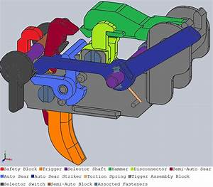 Trigger Assembly Diagram By Gundamgpo3 On Deviantart