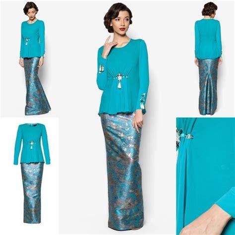 fesyen baju raya terkini  fesyen trend terkini